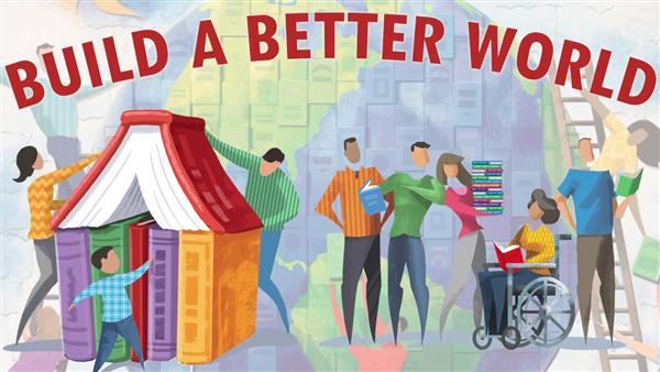 Build a Better World -Summer Reading Program