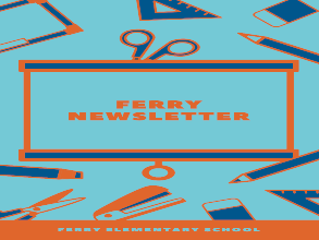 Ferry Falcons Newsletters from Mrs. Randazzo