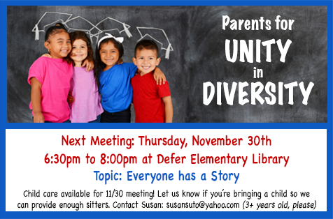 Parents for Unity in Diversity