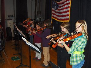 Elementary Instrumental Music / Welcome