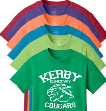 Kerby Spirit Wear