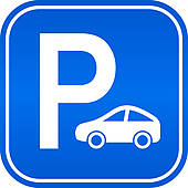 car parking clipart