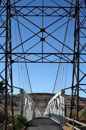 Dewey Bridge