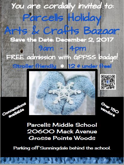 Parcells 42nd Annual Holiday Bazaar