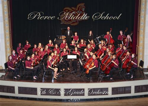 Pierce Orchestra