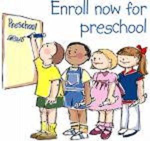 enroll preschool